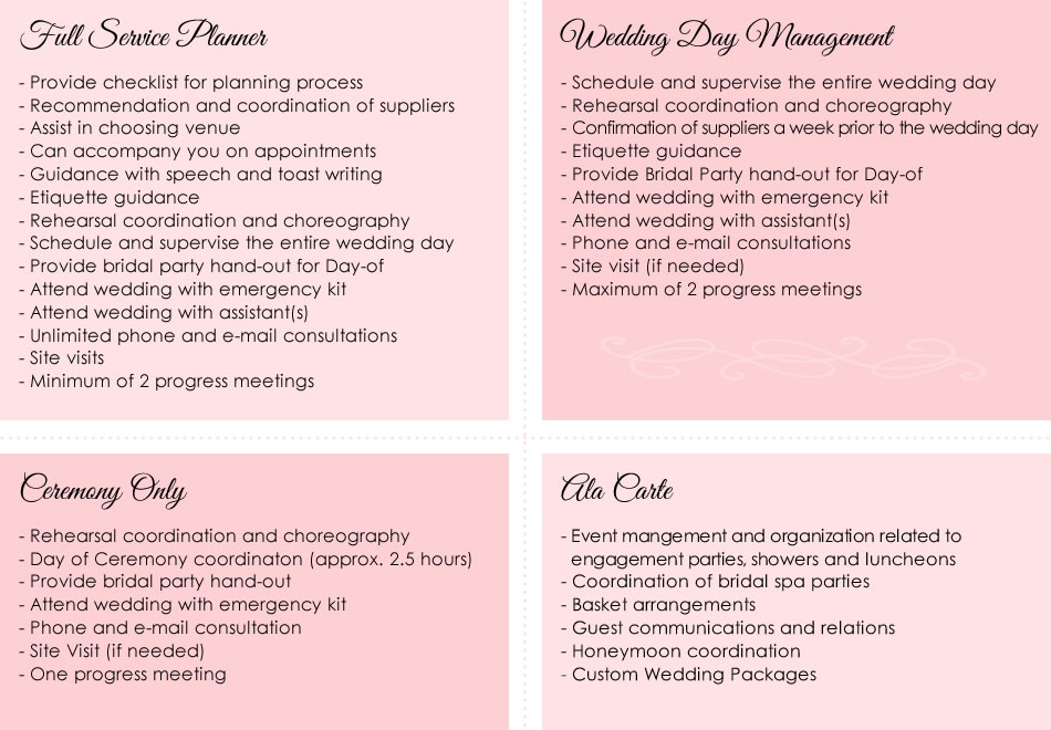 wedding-day-services